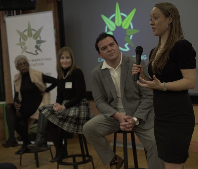 WHAT'S YOUR STORY? A Conversation With Cannabis Marketing Association Founder & CEO Lisa Buffo