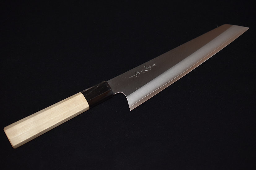 Misuzu Kiritsuke Gyuto 210mm Bois de Ho