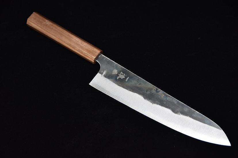 Ittetsu Shirogami # 1 Gyuto 210mm Walnut Wood