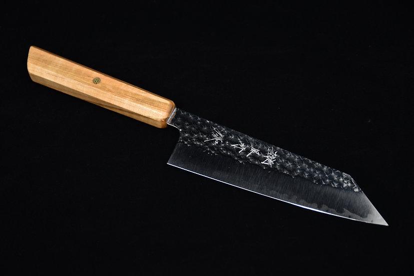 Yu Kurosaki SG2 Senko Bunka 165mm Bois d'érable no.1