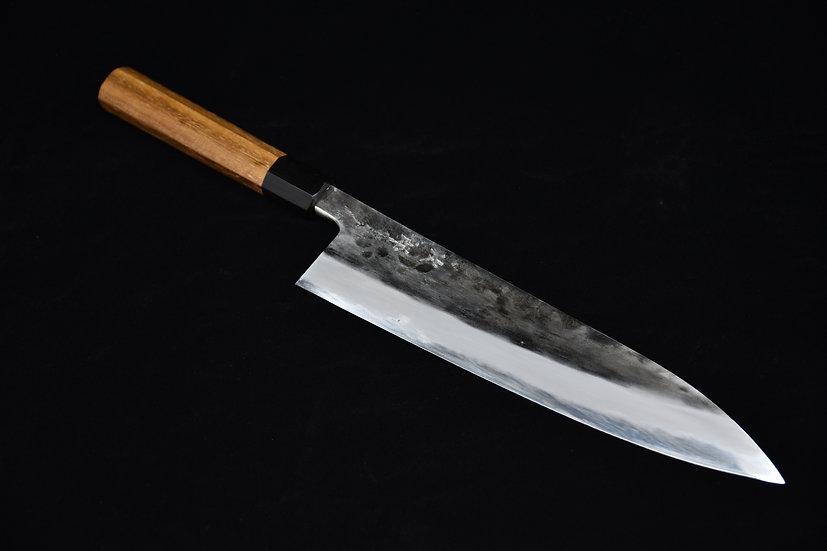 Jiro Tsuchime Wa Gyuto 255mm Tagayasan Wood (# 184)