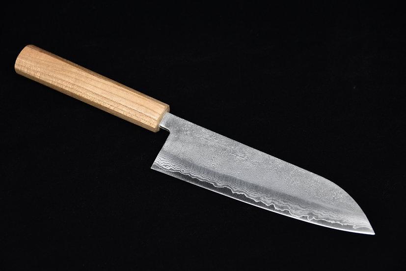 Masutani VG-1 Santoku 170mm Oak Wood