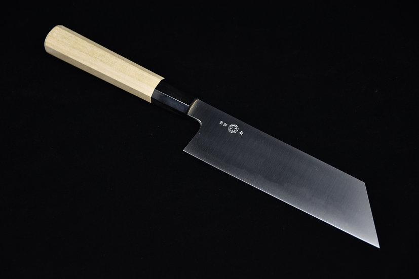 Takada No Hamono Shirogami #2 HH Bunka 180mm Bois de Ho