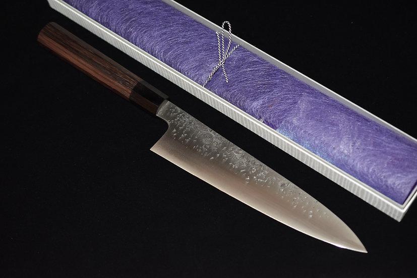 Takada No Hamono HH Reika Shirogami # 2 Gyuto 210mm Rosewood