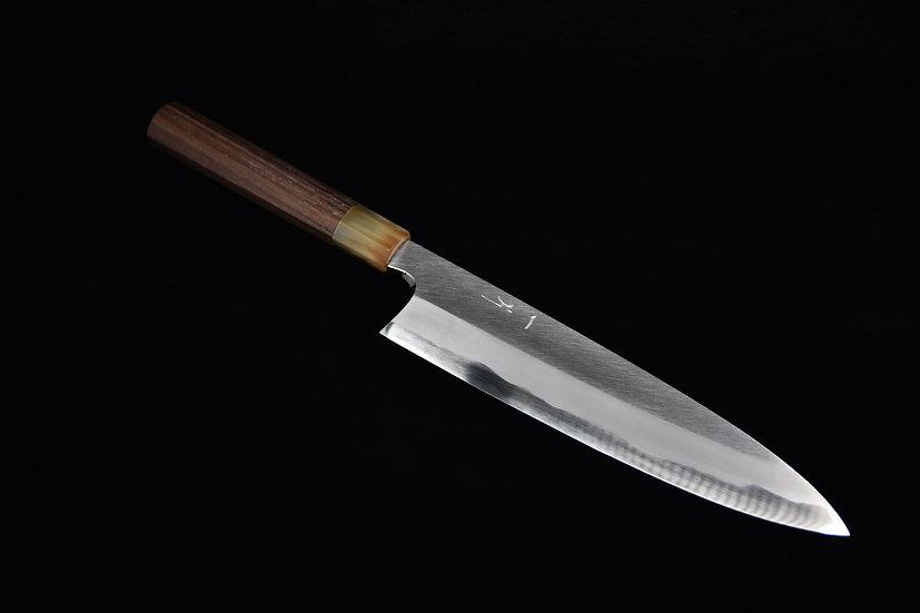 Hitohira Togashi Aogami # 1 Single Bevel Gyuto 240mm Rosewood