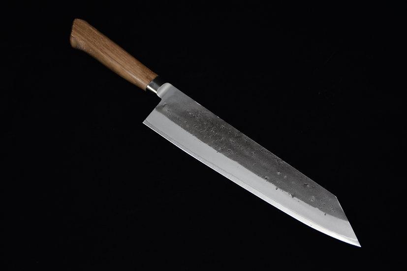 Ittetsu Aogami # 2 Kiritsuke Gyuto 240mm Walnut Wood