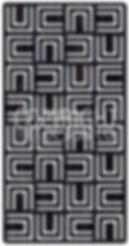 corten steel screen pattern