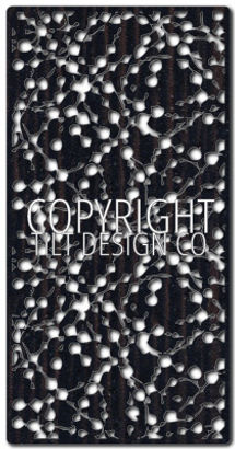 abstract decorative screen pattern