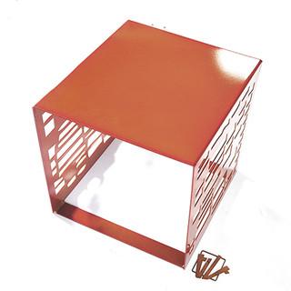 laser cut stool