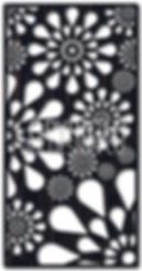 decorative laser cut screen