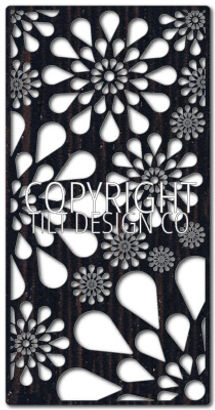 decorative laser cut screen