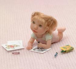 Little Artist Daydreamer