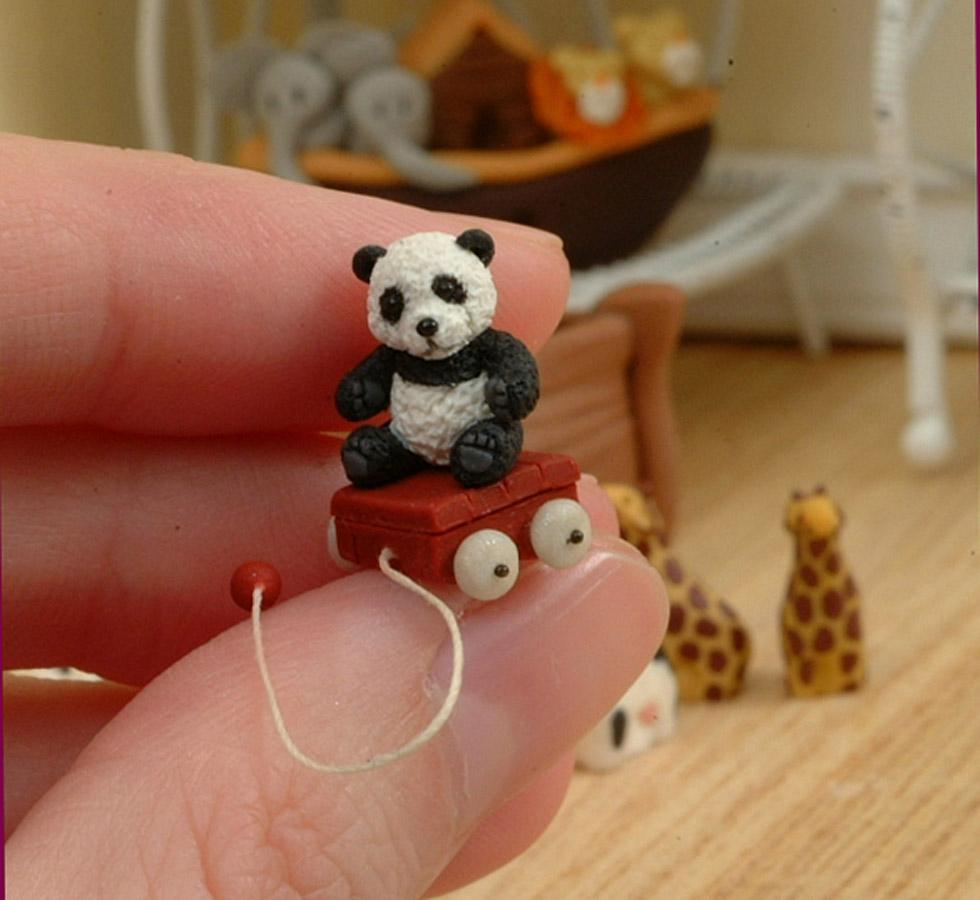 PandaPullToy
