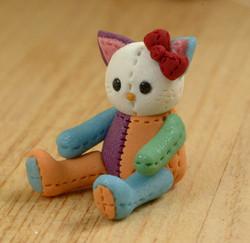 Patchwork Kitty