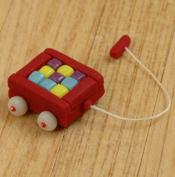Blocks Pull Toy