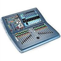 midas pro 1 digital mixing console squar