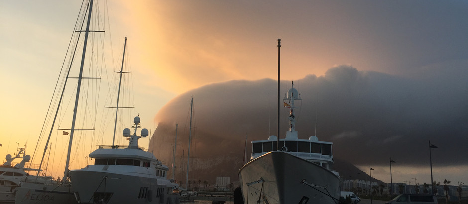 Atlantiksegeln: Von Malaga nach Teneriffa