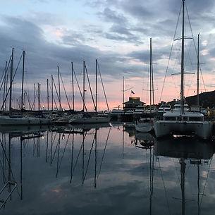 Hafen-Sonnenuntergang1