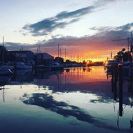 Hafen-Sonnenuntergang-2
