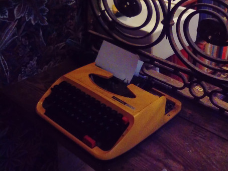 Writing at Shakespeare and Company