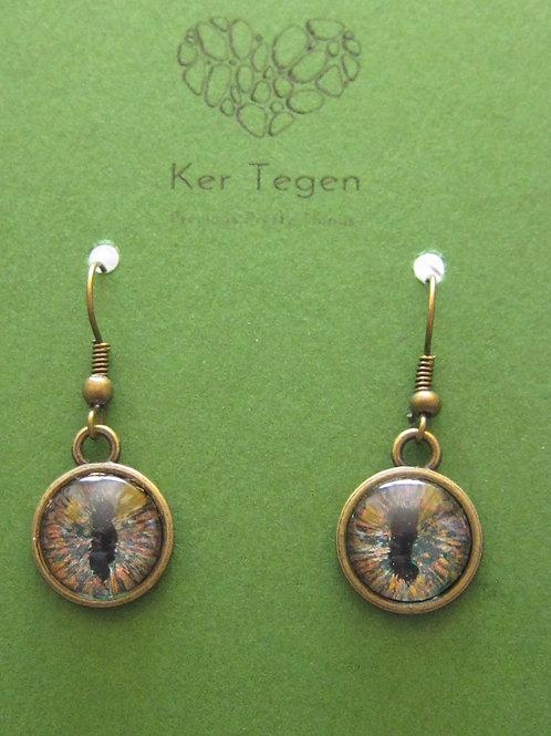 Dragon's Eye earrings