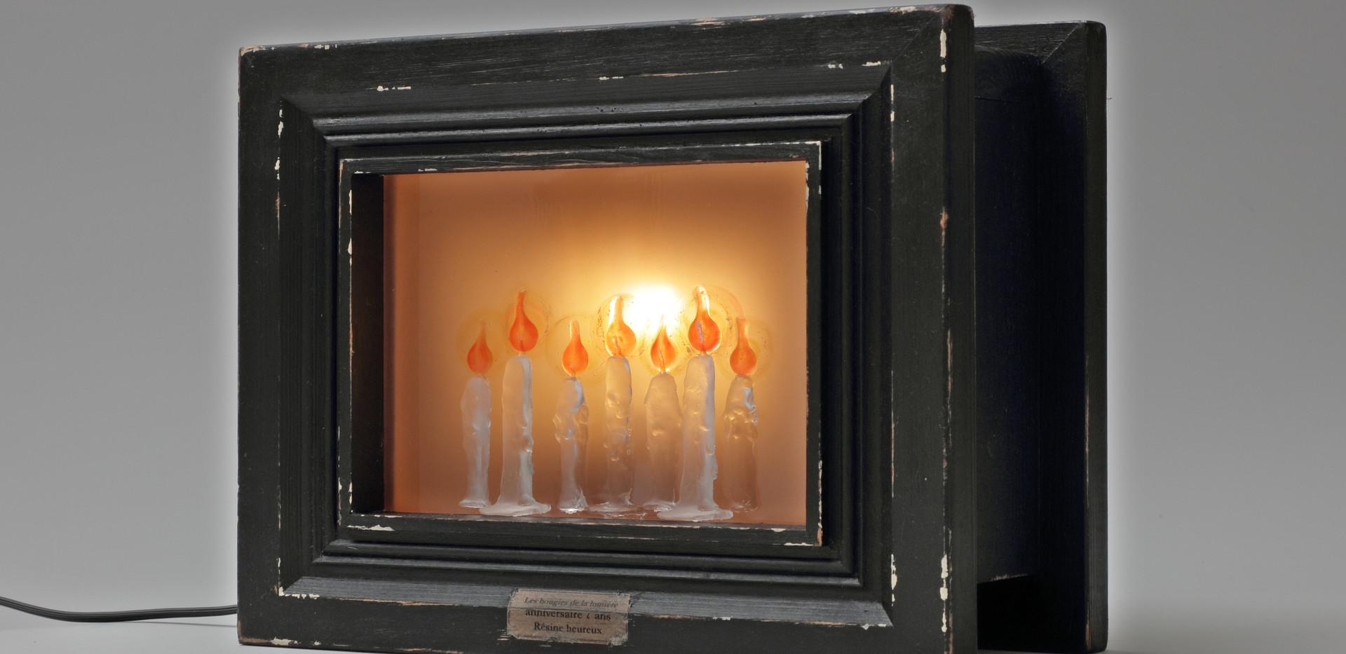 LI-05あかり7周年記念テーブルライト