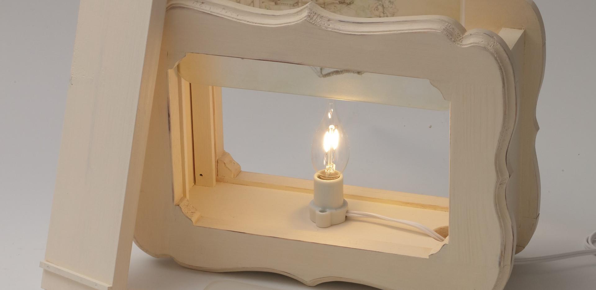 LI-06看板テーブルライト