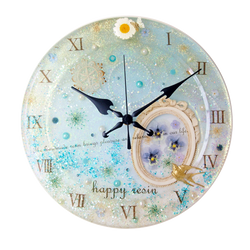 happy resinの時計