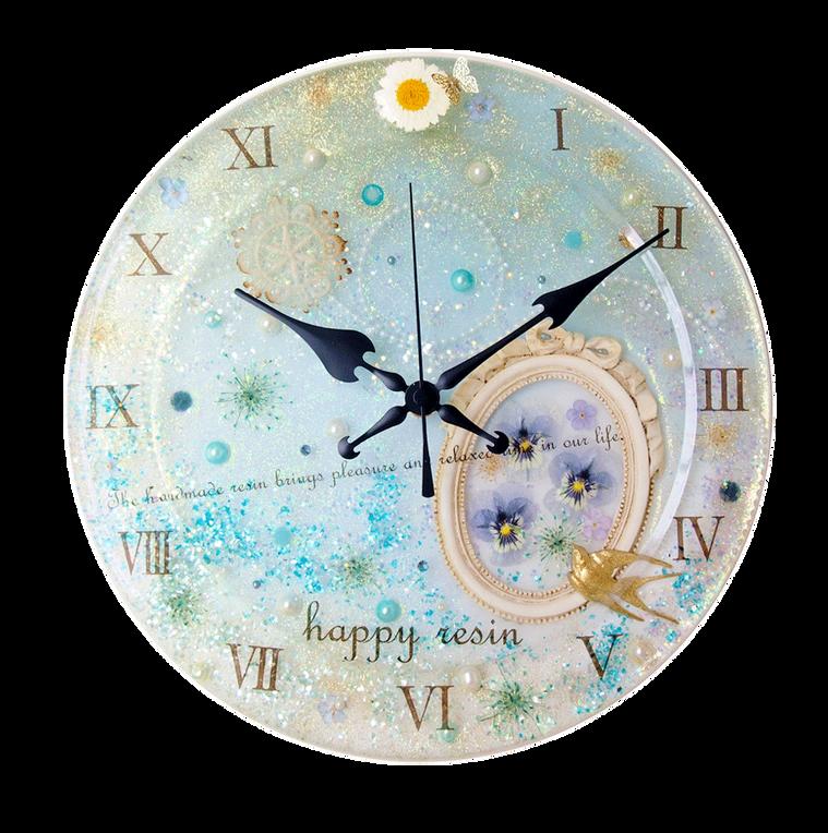 WA-01 happyresinの時計