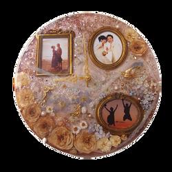 Wedding 花時計