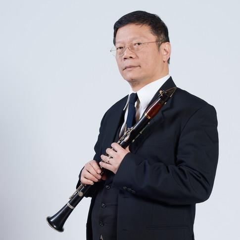 Martin Choy (Clarinet)