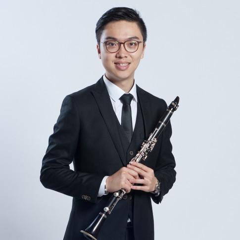 Walter Wong (Clarinet)