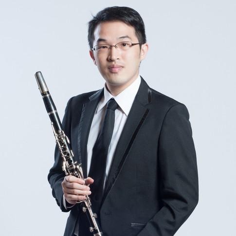 Eric Man (Clarinet)