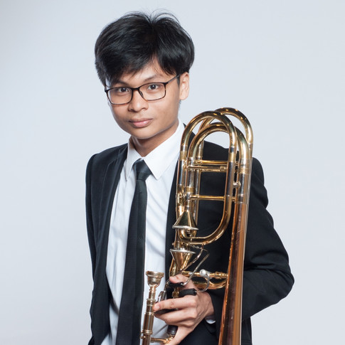 Mackay Chan (Trombone)