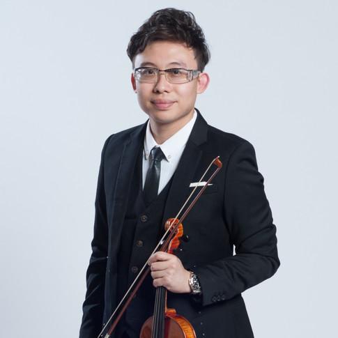 Tang Hin Wah (Violin)