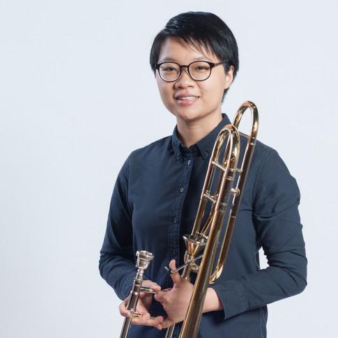 Louisa Liu (Trombone)