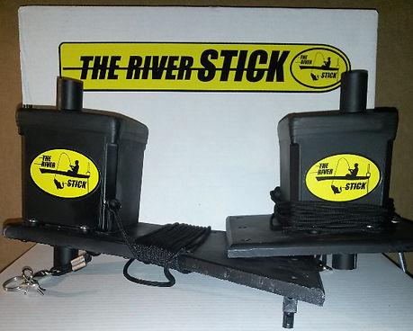 River Stick; Bernie's River Stick; Kayak Fishing Anchor; Kayak Anchor