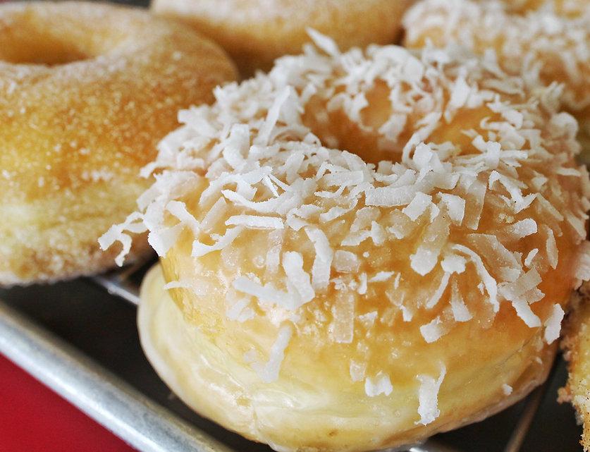 Sprinkles Donuts Fresno Coconut