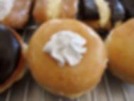 Sprinkles Donuts Fresno Creme Filled