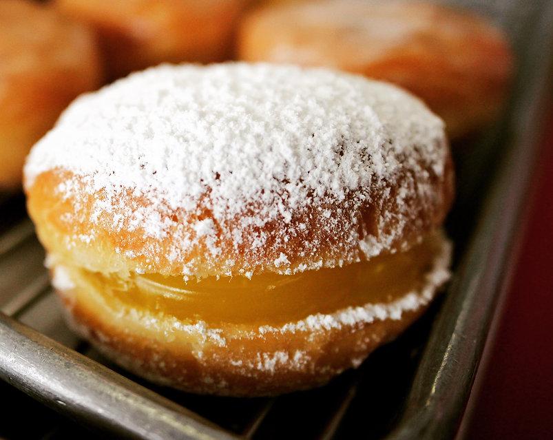 Sprinkles Donuts Fresno Lemon