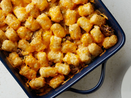 Tater-Tot Hot Dish: A Recipe for Resonance