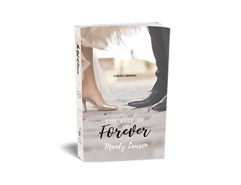 The Rest of Forever Paperback Promo.png