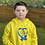 Thumbnail: Kids Yellow World Down Syndrome day Hoodie