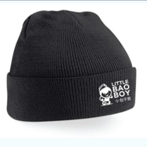 Little Bao Boy Beanie Hat (Embroidered Logo)