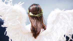 Angel to fly