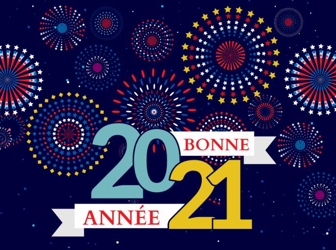 BONNE ANNEE 2021!