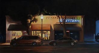 The Sportsman, Santa Barbara, 16 x 30.jp