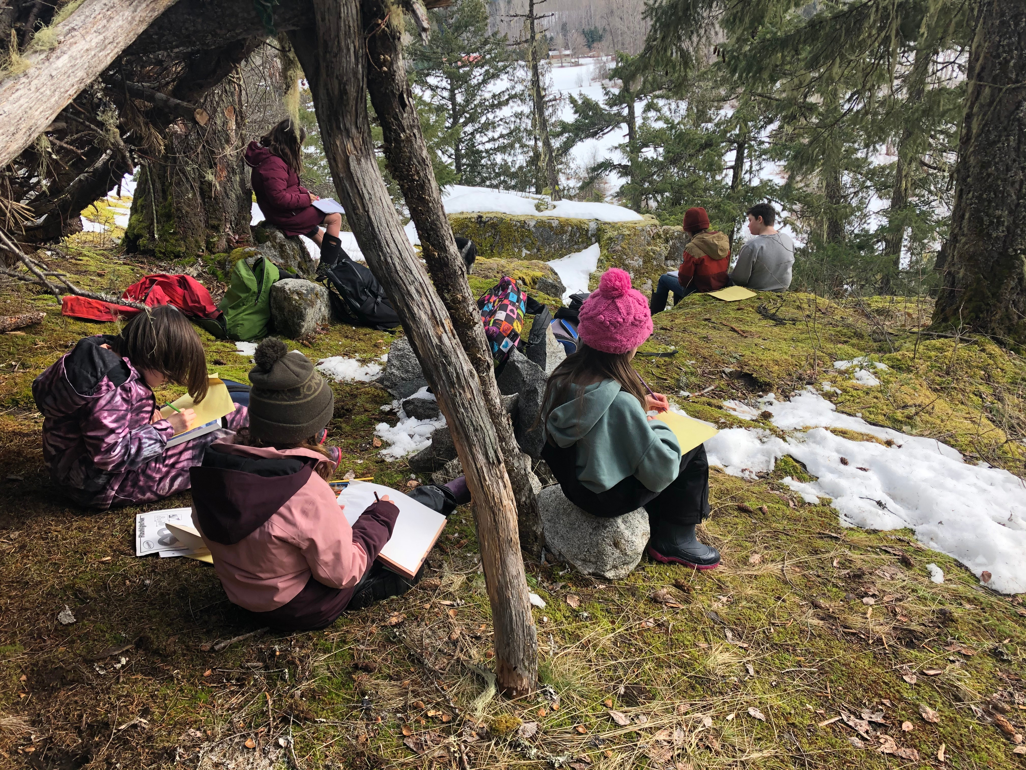 Thriving Roots Nature Camp