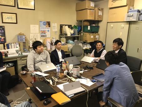 第5回とうべつ花火大会実行委員会開催
