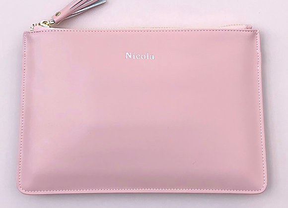 Blush signature pouch